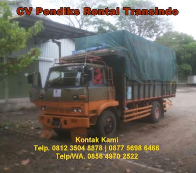 Sewa Truk Fuso Jakarta Semarang