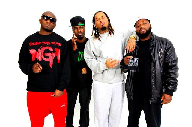 Força Suprema ft. Monsta & Gangsta - Bajú