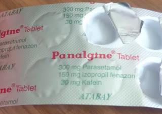 Ağrı Kesici Panalgine