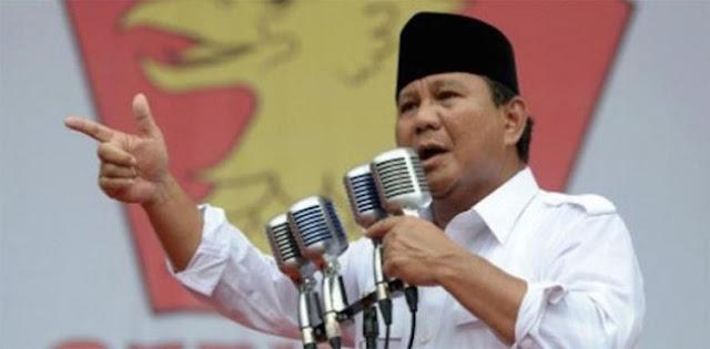Gerindra Semakin All Out Usung Prabowo