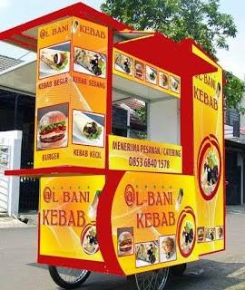 Gerobak-Kebab
