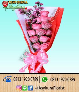 bunga tangan karawang
