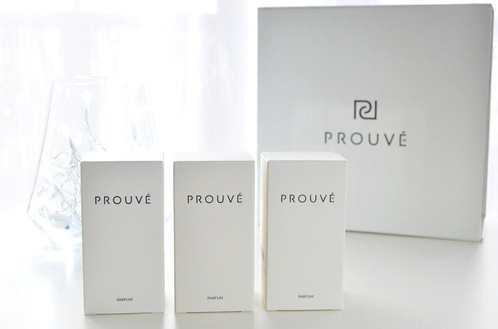 Prouve - Perfumy z oryginalnych francuskich olejków