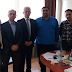Eπίσκεψη των αστυνομικών της Θεσπρωτίας,στον Γενικό Περιφερειακό Αστυνομικό Διευθυντή