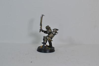 Gundabad Orc Warrior Conversion (Update)