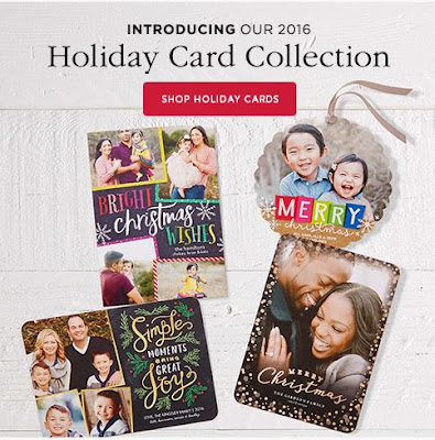 shutterfly is offering all customers 10 free custom cards right now when you use promo code spotlight at checkout with this promo code youll also save at - Shutterfly Holiday Cards