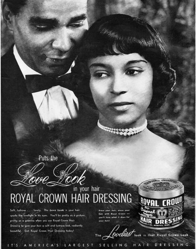 Vintage Afro Hairstyles 16 Fascinating Ads For Hair Products