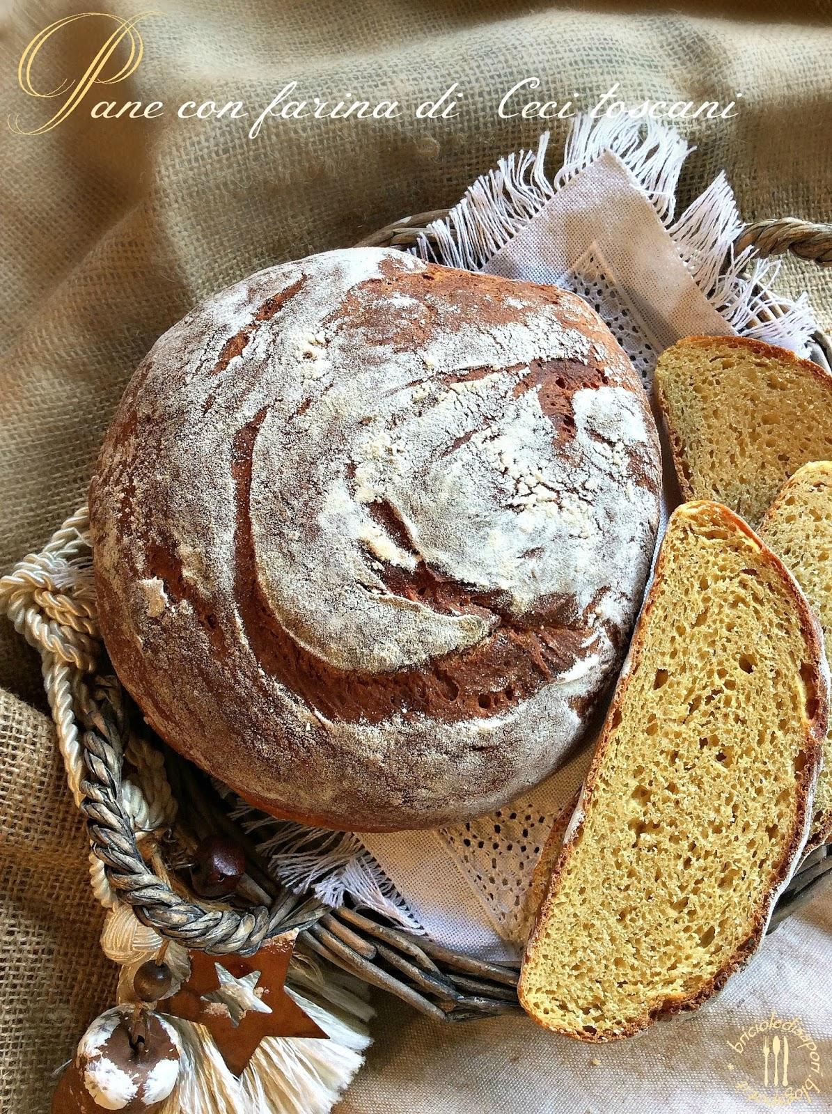 pane fatto in casa in poche ore