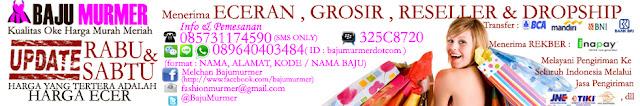 Toko Baju Online Jual Baju Grosir Murah Reseller Dress Gamis