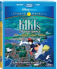 Blu-ray Review - Kiki's Delivery Service