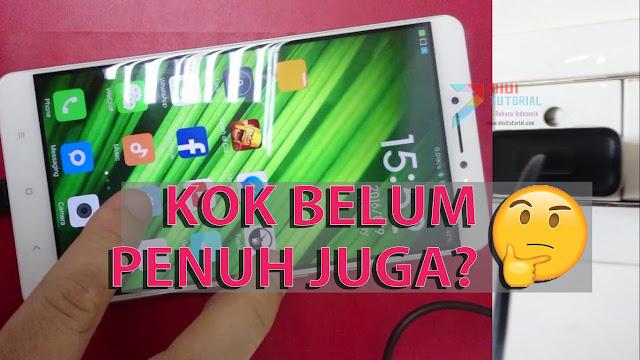 Sudah Dicharge Lebih Dari 5 Hingga 6 Jam tapi Baterai Xiaomi Mi MAX Kamu Tak Kunjung Penuh Juga? Coba 3 Tips Berikut