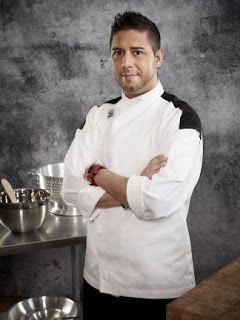 justin antiorio was a sous chef from lydhurst new jersey he was runner up of season 10 and took his defeat with grace - Hells Kitchen Season 10 Episode 1