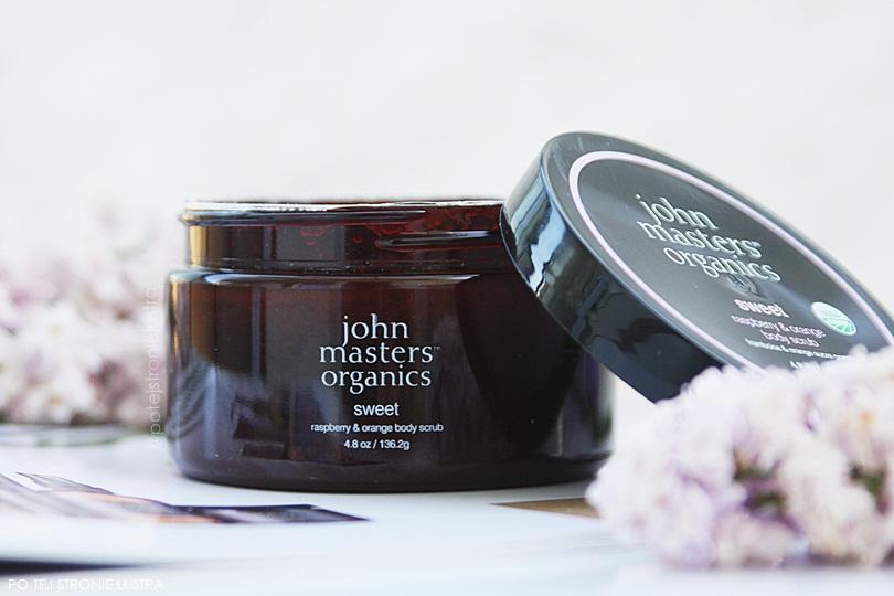 peeling do ciała john masters organics