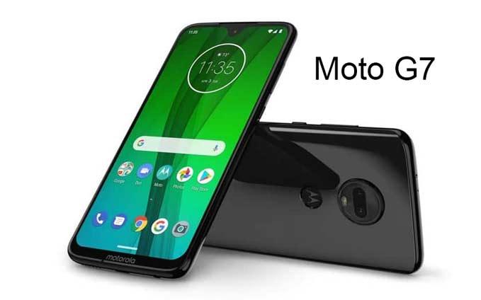 موتورولا تكشف رسميا عن هاتف  G7 Play ، G7 Plus ، Moto G7  و  G7 Power