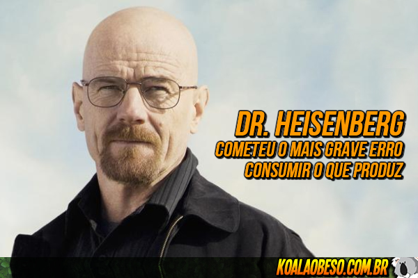 Breaking Bad: O Erro de Walter White