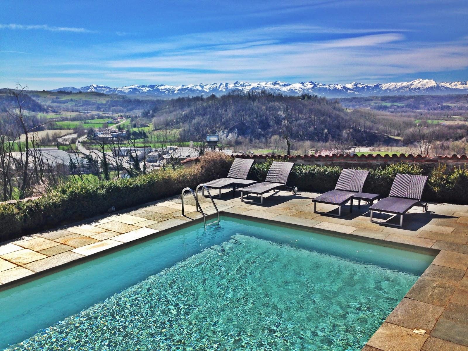 Piemont view