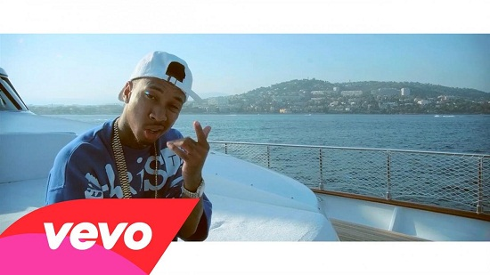 Tyga - Clarity [Vídeo]