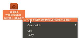 How To Install Google Web Designer In Ubuntu 15 04