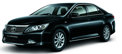 Review Prices and specifications New Toyota Camry-type 2.5 V