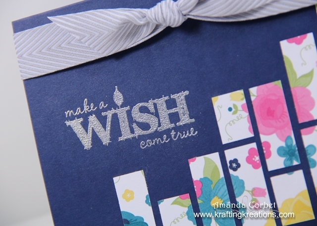 Krafting Kreations: Make a Wish Come True