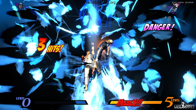 Ultimate Marvel VS Capcom 3 pc imagenes