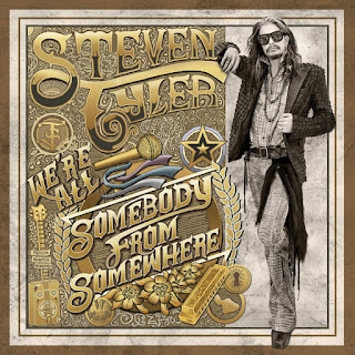 Steven Tyler - We're All Somebody from Somewhere (2016) - Album Download, Itunes Cover, Official Cover, Album CD Cover Art, Tracklist