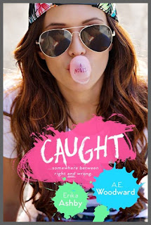 Caught by Erika Ashby & A.E. Woodward
