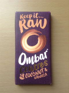 ombar centres coconut and vanilla