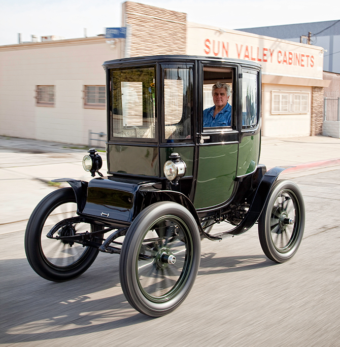The Earliest Electric Cars