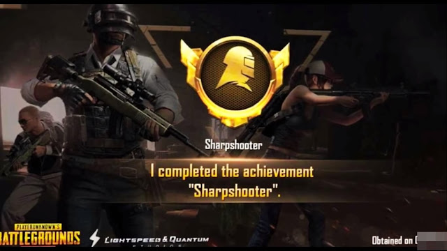 How to Get Sharpshooter (Deadeye) Title in PUBG Mobile