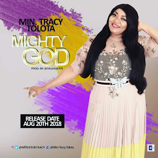 Min.Tracy Tolota. Mighty God