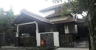 Dijual Rumah di Bukit Cimanggu City