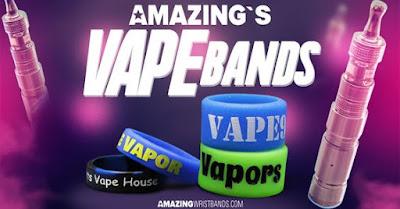 Silicone Vape Bands