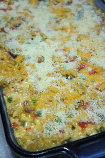 Cajun Bacon Tuna Pasta Bake: Savory Sweet and Satisfying