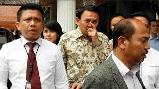 Calon gubernur DKI Jakarta Basuki Tjahaja Purnama