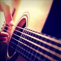 Cómo leer arpegios de guitarra