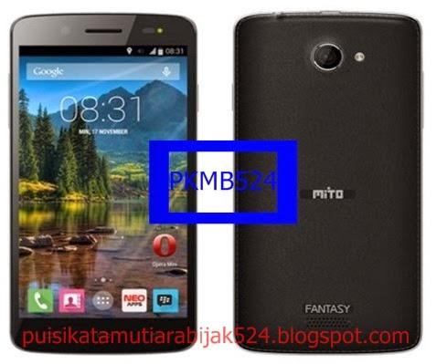 Harga dan Spesifikasi Smartphone  Android Mito Fantasy U A60