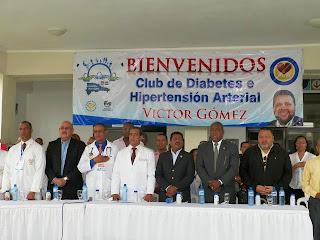 Resultado de imagen para Fundación Club de Diabetes en Los Alcarrizos