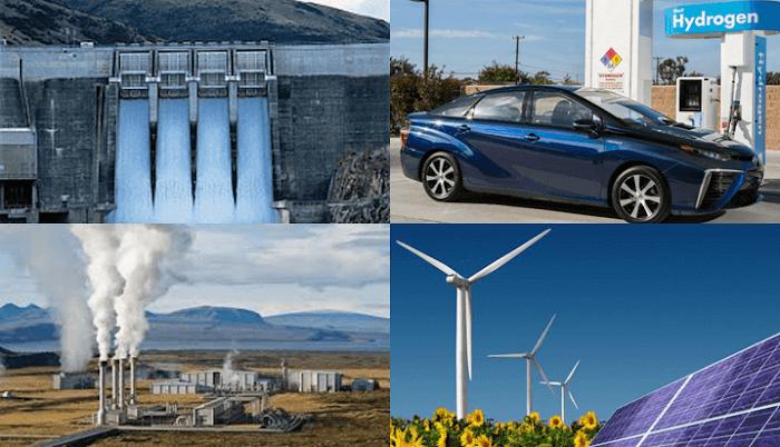 Kısaca Yenilenebilir Enerji Kaynakları Nelerdir?