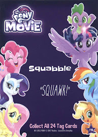 My Little Pony Squabble My Little Pony the Movie Dog Tag