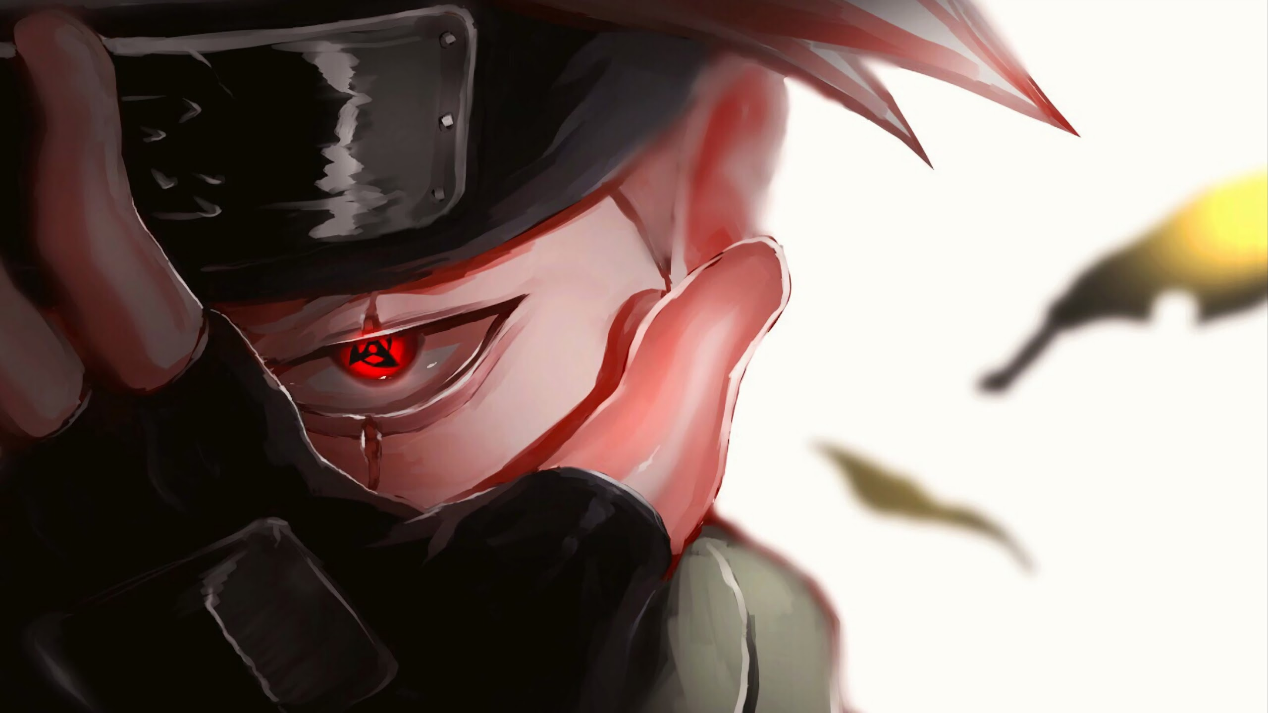 Kakashi Mangekyo Sharingan 4k Wallpaper 31