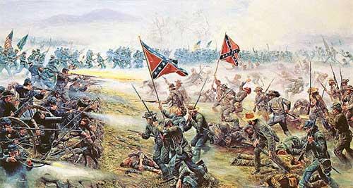 Guerra Civil Americana (1861-1865)