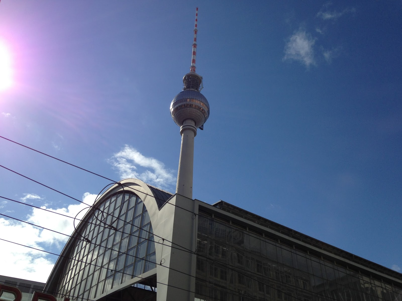 TV Tower Alexanderplatz
