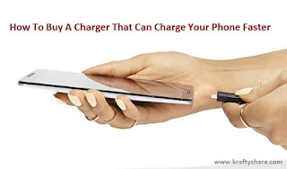 How To Buy A Charger That Can Charge Your Phone Faster