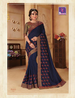 Wedding Sutra Sangrila Saree | Wedding Saree | Wholesale