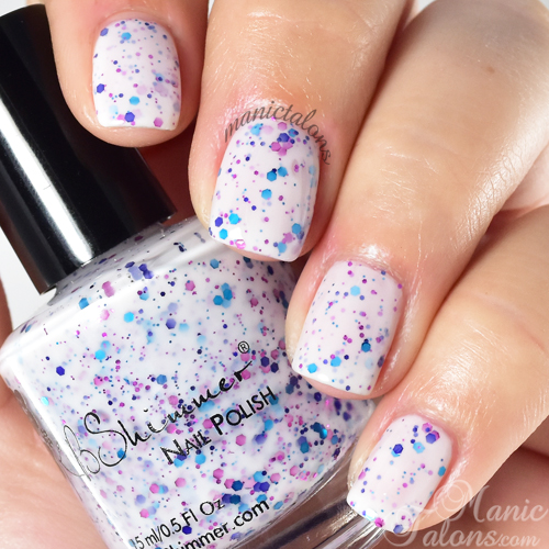 KBShimmer Prints Charming Swatch