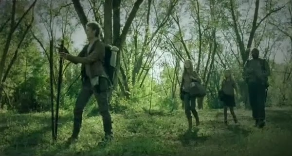 "Avances subtitulados de ""The Walking Dead 4x14"" The Grove"