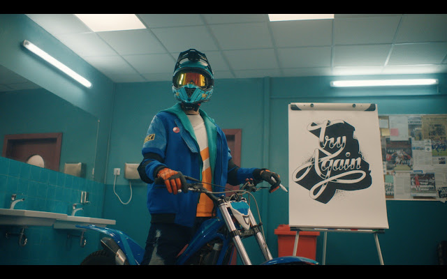 84.Paris Releases Comical Music Video for Ubisoft s Trial Rising Motocross Game