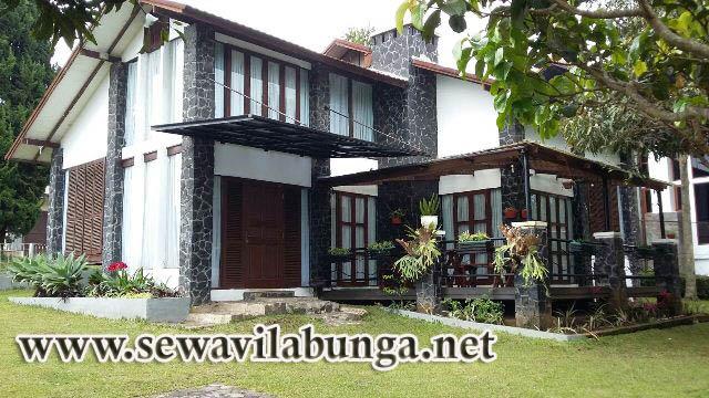 Villa 3 Kamar Laris Disewa Karena Ada Halamanya