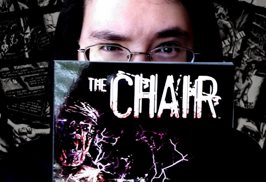 "Peter Simeti: The creator of ""The Chair"" Graphic Novel"
